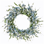 Mum and Heather Wreath