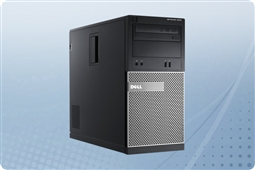 Optiplex 3010 Tower Desktop PC Basic from Aventis Systems, Inc.