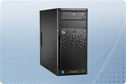 HP ProLiant ML10 v2 Server 4LFF Advanced SATA from Aventis Systems, Inc.