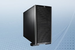 HP ProLiant ML350 G5 Server SFF Basic SAS from Aventis Systems, Inc.