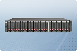 "HP P2000 2.5"" 10GbE iSCSI NL SAN Storage Advanced SAS from Aventis Systems, Inc."