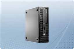 HP EliteDesk 705 G3 AMD Ryzen 5 Pro 1500 SFF Desktop from Aventis Systems