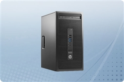 HP EliteDesk 705 G3 AMD Ryzen 5 Pro 1500 Tower Desktop from Aventis Systems