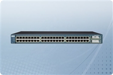 Cisco Catalyst WS-C2950G-48-EI Managed Switch 48 Ports from Aventis Systems, Inc.
