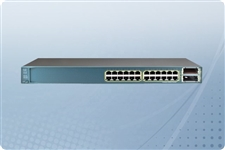 Cisco Catalyst WS-C3560E-24TD-S Managed Switch 24 Ports from Aventis Systems, Inc.