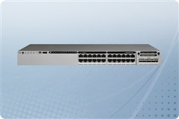 Cisco Catalyst WS-C3850-24T-L Layer 3 Managed Ethernet Switch from Aventis Systems, Inc.