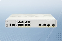 Cisco Catalyst WS-C3560CX-8XPD-S 8 Port PoE+ Layer 3 Multigigabit Managed Switch from Aventis Systems