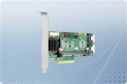 HP Smart Array P410/512MB FBWC 2-ports Int PCIe x8 SAS RAID Controller from Aventis Systems, Inc.