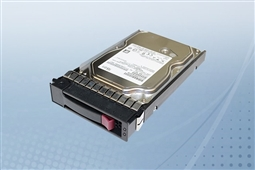 "10TB 7.2K SAS 6Gb/s 3.5"" Hard Drive for HP Storageworks from Aventis Systems, Inc."