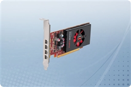 AMD FirePro W4100 2GB GDDR5 Quad Display Graphics Card from Aventis Systems