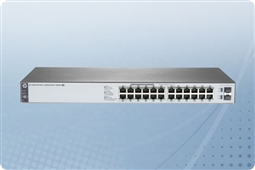 HP 1820 J9983A 24 Port PoE+ Managed 1GbE with 2 x 1Gb SFP Switch