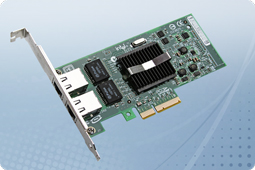 Intel PRO/1000 PCI-E Dual Port PT Gigabit Ethernet NIC Server Adapter from Aventis Systems, Inc.