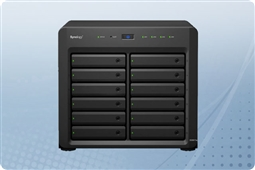 "Synology DiskStation DS3617xs 12-Bay 2.5"" SATA NAS from Aventis Systems"