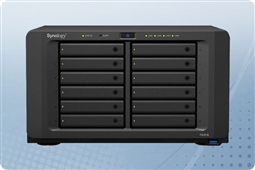 "Synology FlashStation FS1018 12-Bay 2.5"" SATA SSD NAS from Aventis Systems"