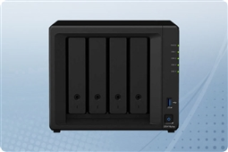 "Synology DiskStation DS418play 4-Bay 2.5"" NAS from Aventis Systems"