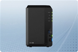 "Synology DiskStation DS218+ 2-Bay 3.5"" NAS from Aventis Systems"