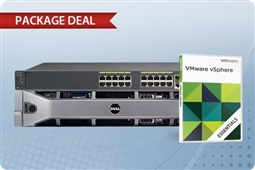 R720 Server, vSphere Essentials, and Cisco SG500-28 Switch Bundle from Aventis Systems, Inc.