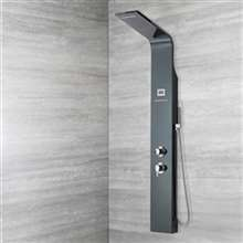 Fontana Bellissa Massage Shower Panel System with Digital Display
