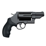 "Smith & Wesson Governor Revolver 162410 410/45 Colt/ 45 ACP 2.75"" Synthetic Grip Matte Black Finish 6 Rd"