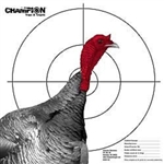 Champion Turkey Paper Patterning Target (Pack of 3) 45792