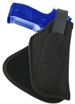 Uncle Mike's Law Enforcement Paddle Holster w/thumb break Size 19 Right Hand