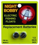 RIEADCO NIGHT LIGHTED BOBBER BATTERIES 2PK REPL A76