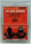 Millett Scope Rings, Millett Rings, Rings, Millett Extension Rings, Extension Rings, Millett Turn-In Style Rings, Turn-In Style Rings