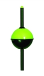 "COMAL SLIP FLOAT 1-1/4"" NEO BRITE GREEN BLACK NB-114-SLPP"