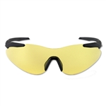 BERETTA SOFT TOUCH PLASTIC FRAME SHOOTING GLASSES YELLOW OCA100020201