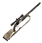 CVA Accura MR .50 Caliber Muzzleloader Rifle Stainless Steel Nitride/Max 1 HD, Konus 3-9x40IR Md
