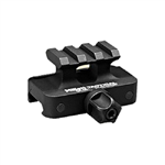 Millett Tactical Red Dot Quick Release Std. Height Mount Picatinny Rail
