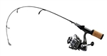 "13 FISHING WICKED ICE FISHING ONG STEM COMBO 24"" UL WLC24UL"