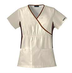 Cherokee Flexibles Scrubs 2500 Mock Wrap Top