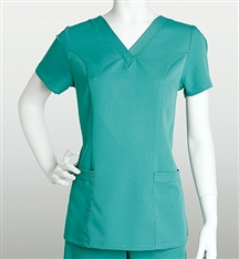 Grey's Anatomy Scrubs 71139 2 Pocket V-neck