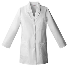 Dickies Scrubs 84400 Women's Lab Coat