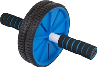 Ab Fitness Roller Wheel by Trademark Innovations (Blue)
