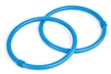 Set of 2 Weighted Arm Hula Hoop Exercise Rings by Trademark Innovations