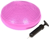 "Pink 13"" Eco-friendly PVC Balance Disc with Pump"