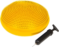 Trademark Innovations Fitness Balance Disc Seat (Yellow)