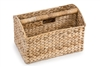 Banana Leaf Magazine Basket Rack by Trademark Innovations