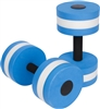 Aquatic Exercise Dumbells Set of 2 For Water Aerobics By Trademark Innovations