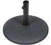 Umbrella Base Sturdy Cement By Trademark Innovations (Gray)
