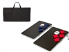 Portable Regulation Size Bean Bag Corn Hole Toss Set Lightweight Portable Aluminum with Case