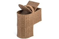 Storage Stair Basket With Handle by Trademark Innovations