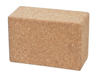 Cork Yoga Block by Trademark Innovations