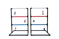 PVC Ladderball Toss Game with Carry Case by Trademark Innovations