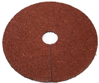 "24"" Reversible Mulch Ring Tree Protector Mat by Trademark Innovations"