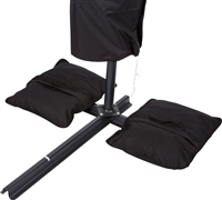 Saddlebag Style Sandbag for Anchoring Patio Umbrellas by Trademark Innovations