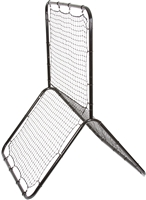 Multi-Sport Pitchback Screen Rebound Net Return Trainer ELITE By Trademark Innovations