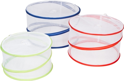 Trademark Innovations Pop Up Food Covers (Set of 9)
